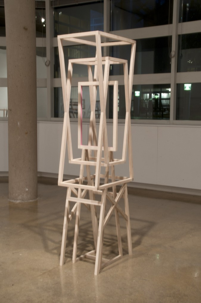 Stack 3, 2014